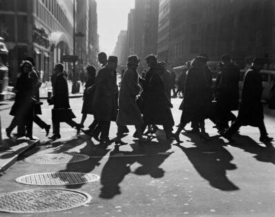 Evelyn Hofer, '42nd Street, New York ', 1962