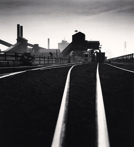 Michael Kenna, 'The Rouge, Study #84, Dearborn, Michigan, USA.', 1995