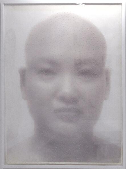 Lin Tianmiao, 'Focus Series (Self-Portrait)', 2001