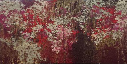 Hussein Baalbaki (Lebanon), 'What was said to the Rose , Diptych ', 2017