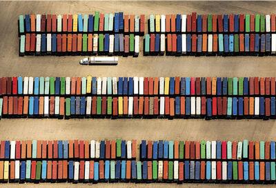 Donn Delson, 'Xylophones', 2017