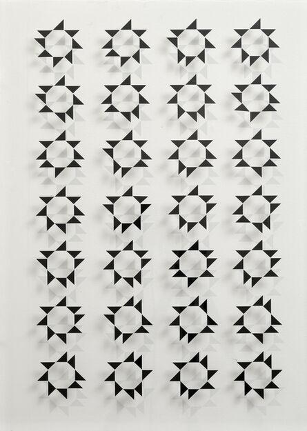 Peter Lowe, '28 Octagonal Variants', ca. 2010