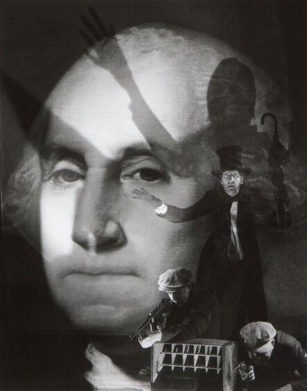 """Edward Steichen, 'Improvisation: """"George Washington""""', 1925/1982"""