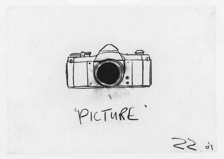 Robin Rhode, 'PICTURE', 2001