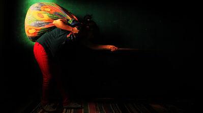 Nidaa Badwan, '100 Days of Solitude; Code: 14', 2014
