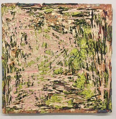 Jacin Giordano, 'cut painting 82', 2017