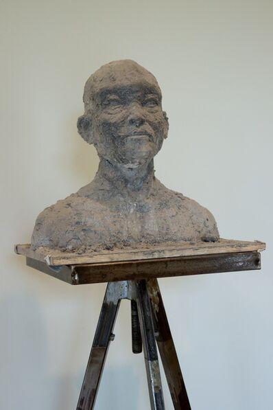 Zhang Huan, 'Ash Thinker No. 10', 2008