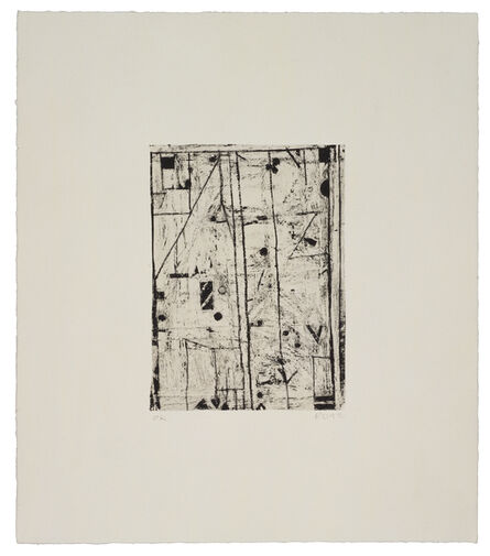 Richard Diebenkorn, 'Untitled #1', 1993