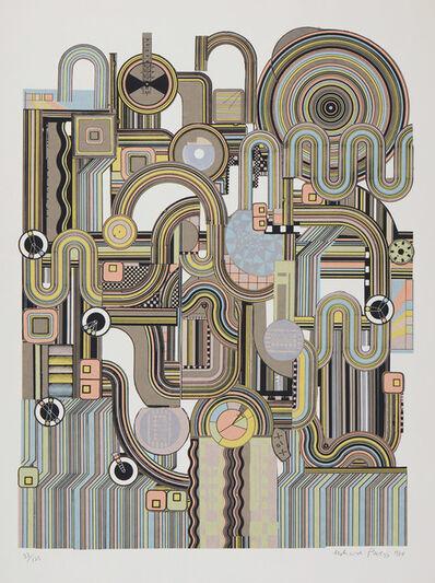 Eduardo Paolozzi, 'Catalogue for Harmony', 1974