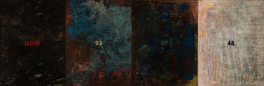 Hani Zurob, 'Now-93-67-48', 2016