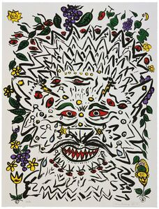 Allen Ginsberg, 'Untitled #3', 1998