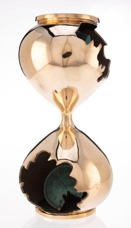 Daniel Arsham, 'Bronze Hourglass', 2019