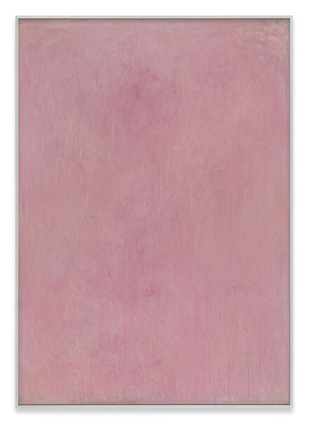 Pamela Rosenkranz, 'Sexual Power (Viagra Painting, Touch Missing)', 2019