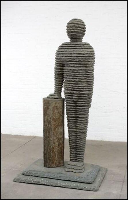 Boaz Vaadia, 'Shallum (#105) AP', 2009