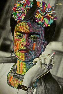 Ariel Shallit, 'Frida Kahlo', 2014