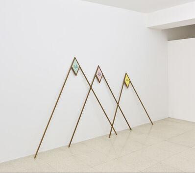 Gary Colclough, 'Three Peaks', 2017