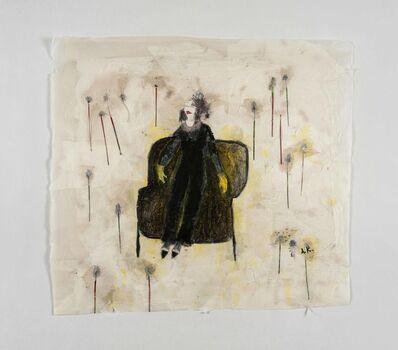 Azade Köker, 'Sitzende', 2017