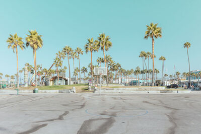 Ludwig Favre, 'LA Playground', 2020