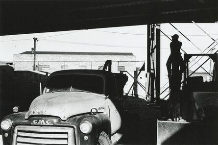 Ray K. Metzker, '63 DA-19, Philadelphia', 1963
