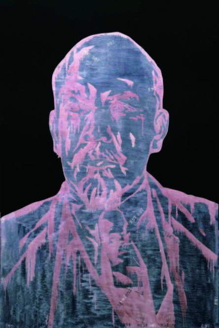 Wang Guangyi 王广义, 'Gurus No.3  《导师》3', 2011
