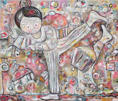 Ellen Gronemeyer, 'New Balance', 2014