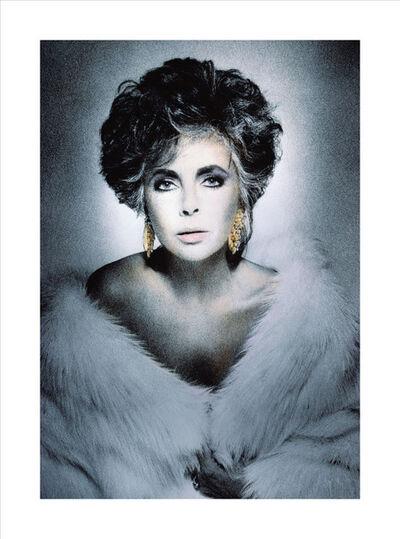 Gary Bernstein, 'Elizabeth Taylor', 1986