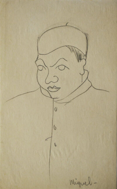 Miguel Covarrubias, 'Untitled (Self-Portrait in Chinese attire)'