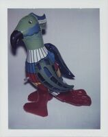 Andy Warhol, 'Japanese Toy Parrot', 1983