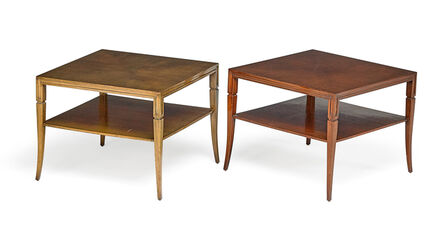 Tommi Parzinger, 'Two side tables, USA', 1950s