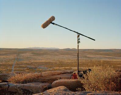 Teresa Hubbard and Alexander Birchler, 'Dead Cat on Movie Mountain (Sunrise)', 2011