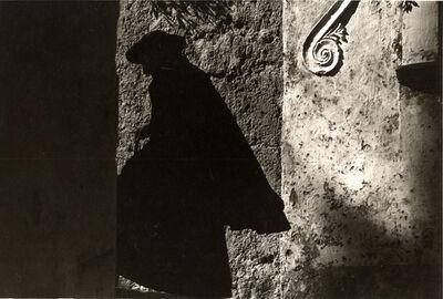 Ernst Haas, 'Priest, Positano', 1953