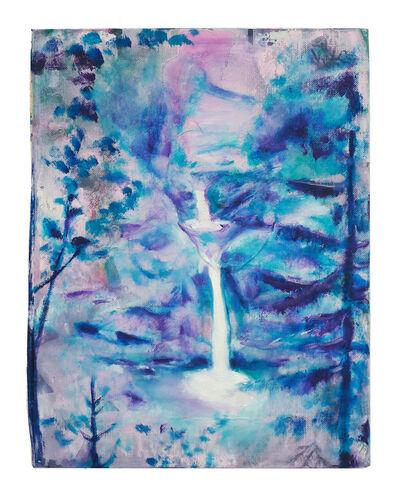 Till Gerhard, 'Wasserfall', 2020