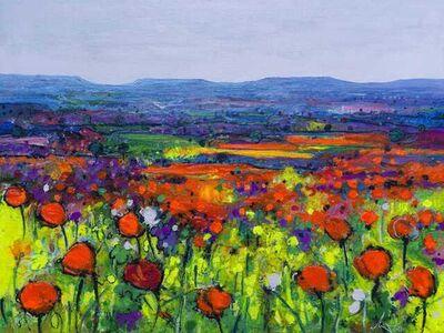 Ulpiano Carrasco, 'New Poppies', 2021