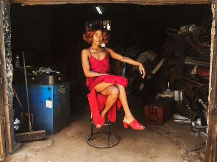 Nonzuzo Gxekwa, 'The Queen', 2019