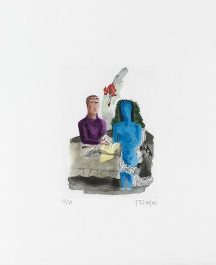 Zhang Xiaogang, 'Lost Dreams Series No. 9', 2013