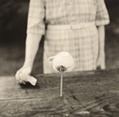 Elijah Gowin, 'Cup', 2002