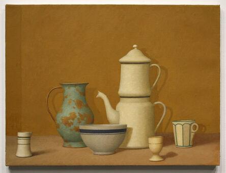 William Bailey, 'Tavernacci', 2013