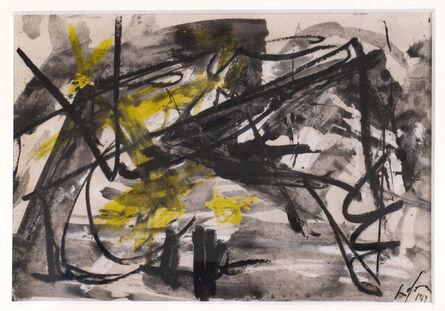 Emilio Vedova, 'Senza titolo (Untitled)', 1969