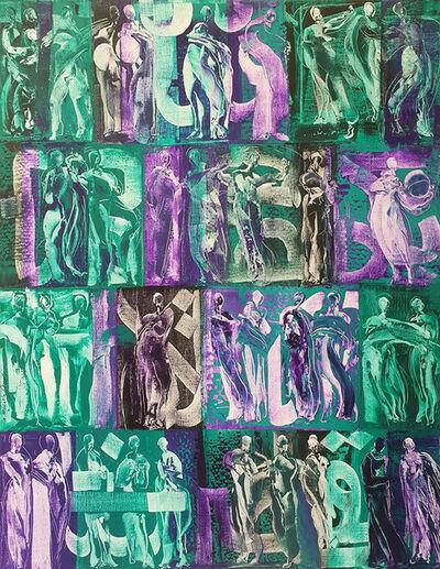 Ahmad Moualla, 'Untitled 2'