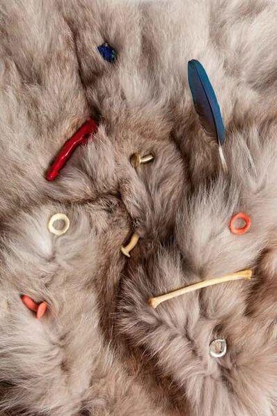 Zoe Williams, 'Fur Constellation', 2014