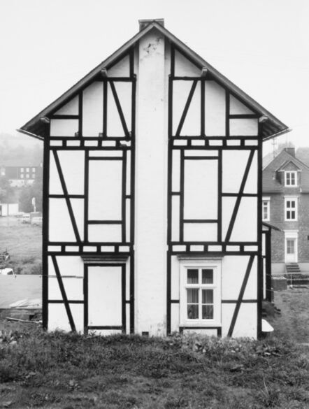 Bernd and Hilla Becher, 'Framework House: Oststraße 16, Freudenberg', 1971 / printed 2016