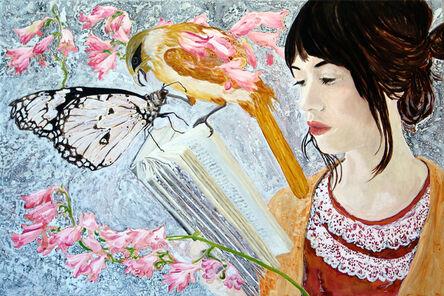 Kerstin Serz, 'Wie man einen Vogel fängt', 2013