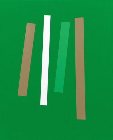 "Henriette Grahnert, 'Fu0‡"" F–6' &W &–W'B †æ 6' Lucio Fontana)', 2011"