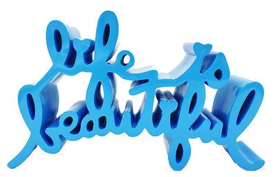 Mr. Brainwash, 'Life is Beautiful (Blue)', 2015