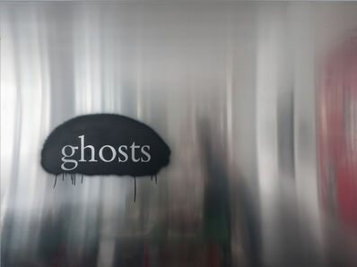 Douglas Gordon, 'ghosts', 2013