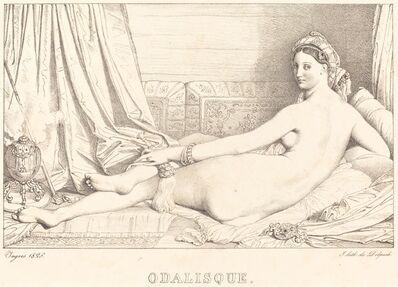 Jean-Auguste-Dominique Ingres, 'Odalisque', 1825