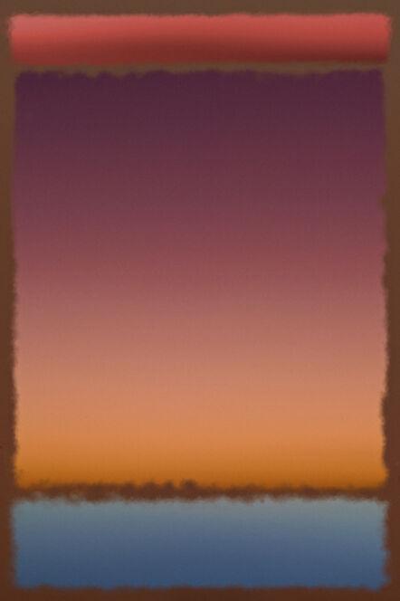 Richard Ehrlich, 'Homage to Rothko 5', 2004