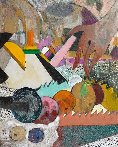 Hernan Bas, 'Memphis Living (Picking From A Still Life)', 2014