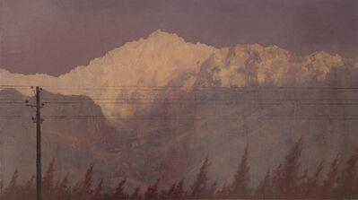 Darvish Fakhr, 'Power lines through Fasham', 2013