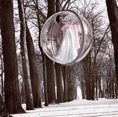 Melvin Sokolsky, 'In Trees, Color',  1963